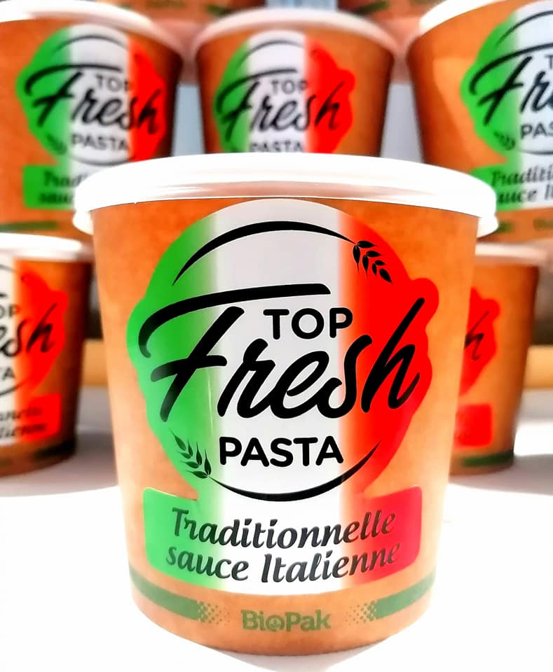 Pasta Traditionnelle sauce Italienne